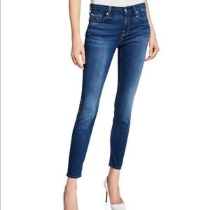 7 For All Mankind The Skinny Jeans💙